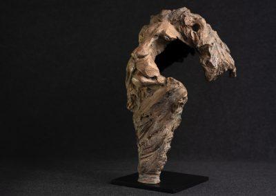 Tête de lion, 3/4 face gauche - bronze original