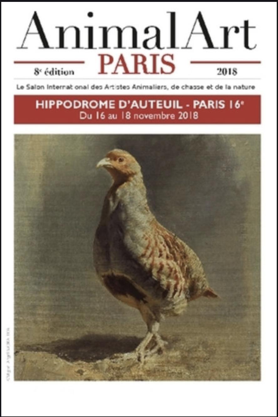Animal Art 8e édition - Paris 2018