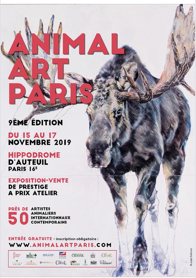 Animal Art - 9e édition Paris 2019